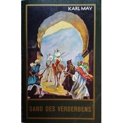 Sand des Verderbens. Von Karl May (1952).